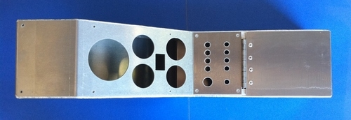 Instrument Panel Box Goosneck Panel - Box ONLY