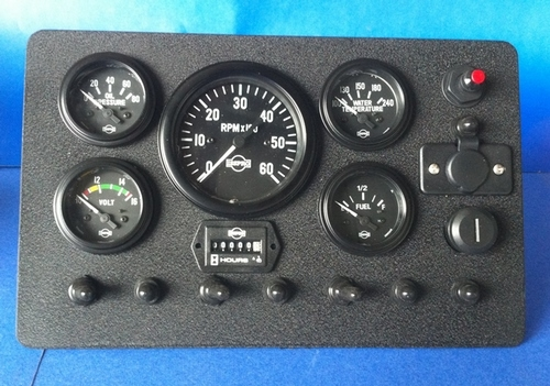 Dash Mount Instrument Panel