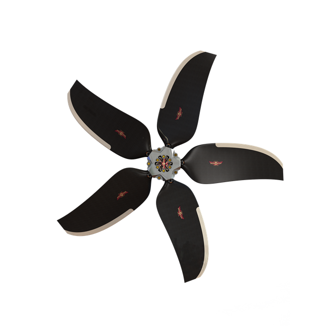 Propeller Sensenich 5 Blade PowerSweep Super Wide