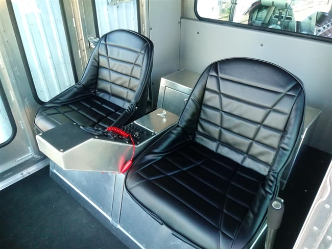 From Seat Shells to Complete Seats