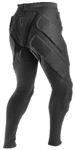 Crash Pads 2200 Thermal Long Underwear | Padded Pants