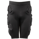 Crash Pads 2500 Pro Pant with Tail Shield | Padded Shorts