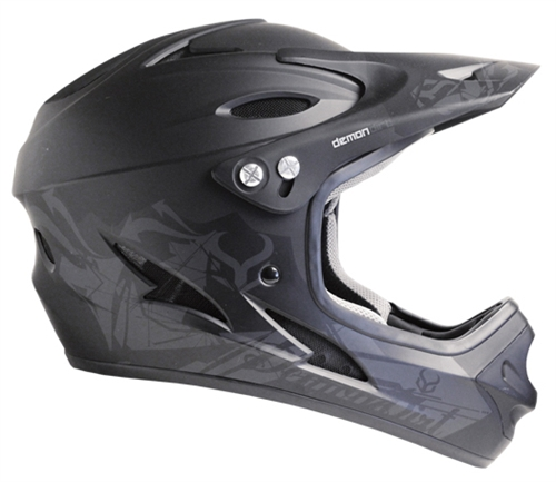 demon ricochet mountain bike full face helmet. Black Bedroom Furniture Sets. Home Design Ideas