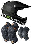 Demon MTB Zero D3O Combo Pack