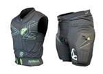 Demon Shield Vest Hard Tail | Combo Pack