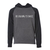 Youth Hooded Sweatshirt - Charcoal/Black *FAN FAVORITE*