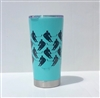 20.9 oz Hockey Player Travel Tumbler - MINT