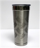 20.9 oz Custom Hockey Player Travel Tumbler
