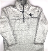 Adult Sherpa Fleece - Frosty Grey Pullover - Player Embroidery  *SOLD OUT*
