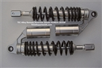 HONDA CB350F - TEC Alloy Remote Reservoir Shocks