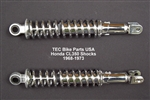 HONDA CL350 Shocks - TEC brand