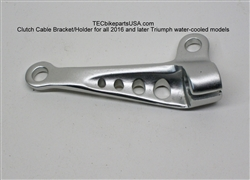 TEC Clutch Cable Bracket/Holder