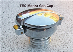 TEC Monza Gas Cap for Triumph Street Twin (900cc) and T120 (1200cc)
