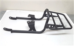 TEC Black Luggage Rack