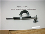 Triumph Steering Damper Kit for AMERICA & SPEEDMASTER ** BLACK **