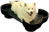 Extra Large Deluxe Royal Bone Dog Bed