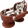 Honey Levi Luxury Cat Bed and Dog Bed