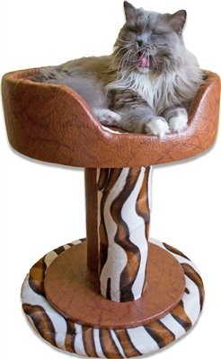 Honey Sahara Custom Cat Bed