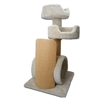 NANI-2 Cat Tower w/ (2) Cat Bed & Cat Scratcher