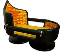 Onyx Gold Luxury Cat Bed and Dog Bed