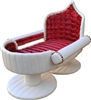 Red Velvet Luxury Cat Bed and Dog Bed