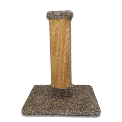 Sisal Pole Vertical Cat Scratcher