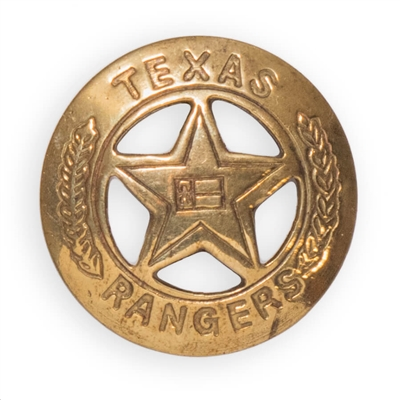 Texas Ranger - Star Cutout