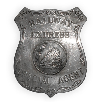 Railway Express Special Agent