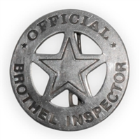 Official Brothel Inspector