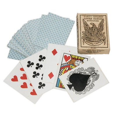Old West Playing Cards by Western Stage Props