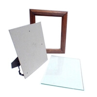 Break-A-Way Picture Frame