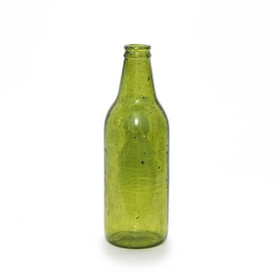 Break-A-Way Beer Bottle - Short Neck
