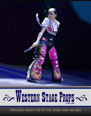 Western Stage Props Catalog (Free)