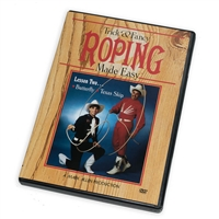 Trick and Fancy Roping Made Easy - Lesson Two