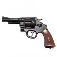 Indiana Jones Style Rubber Smith & Wesson