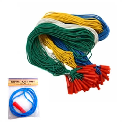 Kiddie Trick Rope (100 Packaged)