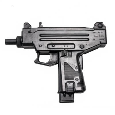 UZI Semi-Automatic Rubber Pistol