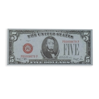 Prop Movie Money - $500 Stack Full Print (1920s series)