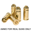.44 Magnum Brass Blank Ammunition with Smoke (50)