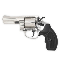 ".38 Special Blank-Firing Revolver - Nickel Finish - 3"" Barrel  (.380 cal)"