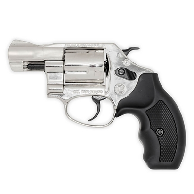 ".38 Special Blank-Firing Revolver - Nickel Finish - 2"" Barrel  (.380 cal)"