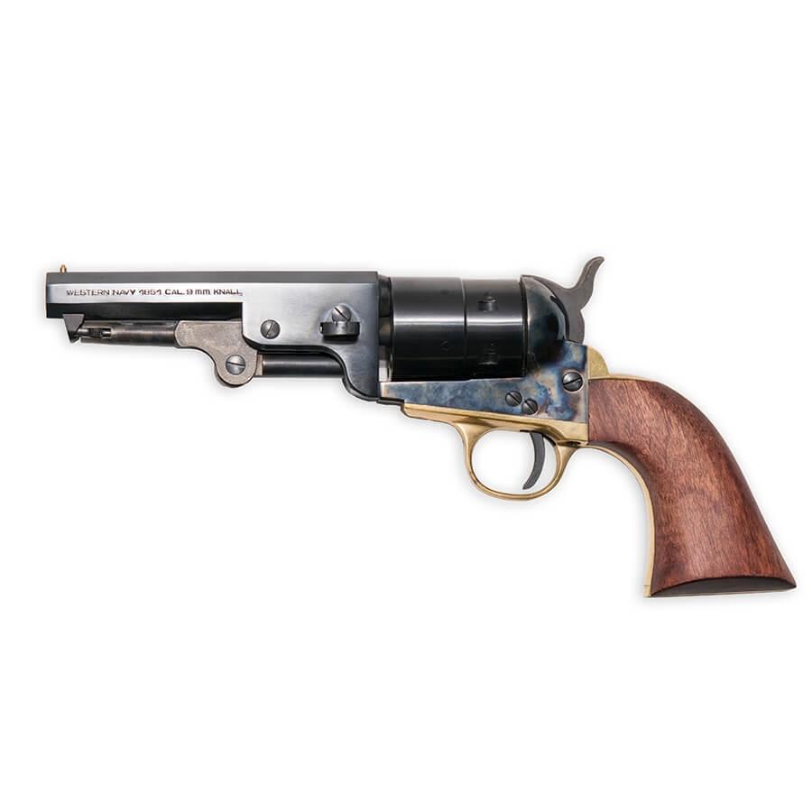 1851 Navy Sheriff Blank-Firing Replica