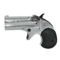 Derringer Blank-Firing Replica - Nickel Finish
