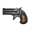Derringer Blank-Firing Replica - Antiqued Finish