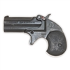 Derringer Blank-Firing Replica - Blued Finish