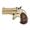 Derringer Blank-Firing Replica - Gold Finish