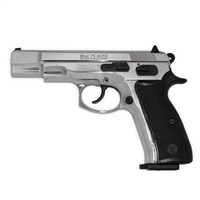 CZ 75 - Chrome Finish