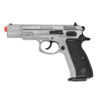 CZ 75 - Chrome Finish - Front Fire