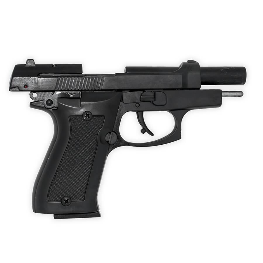 Beretta 85 Blank-Firing Semi-Auto Pistol - Blued Finish