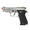 Beretta 85 - Chrome Finish - Front Fire